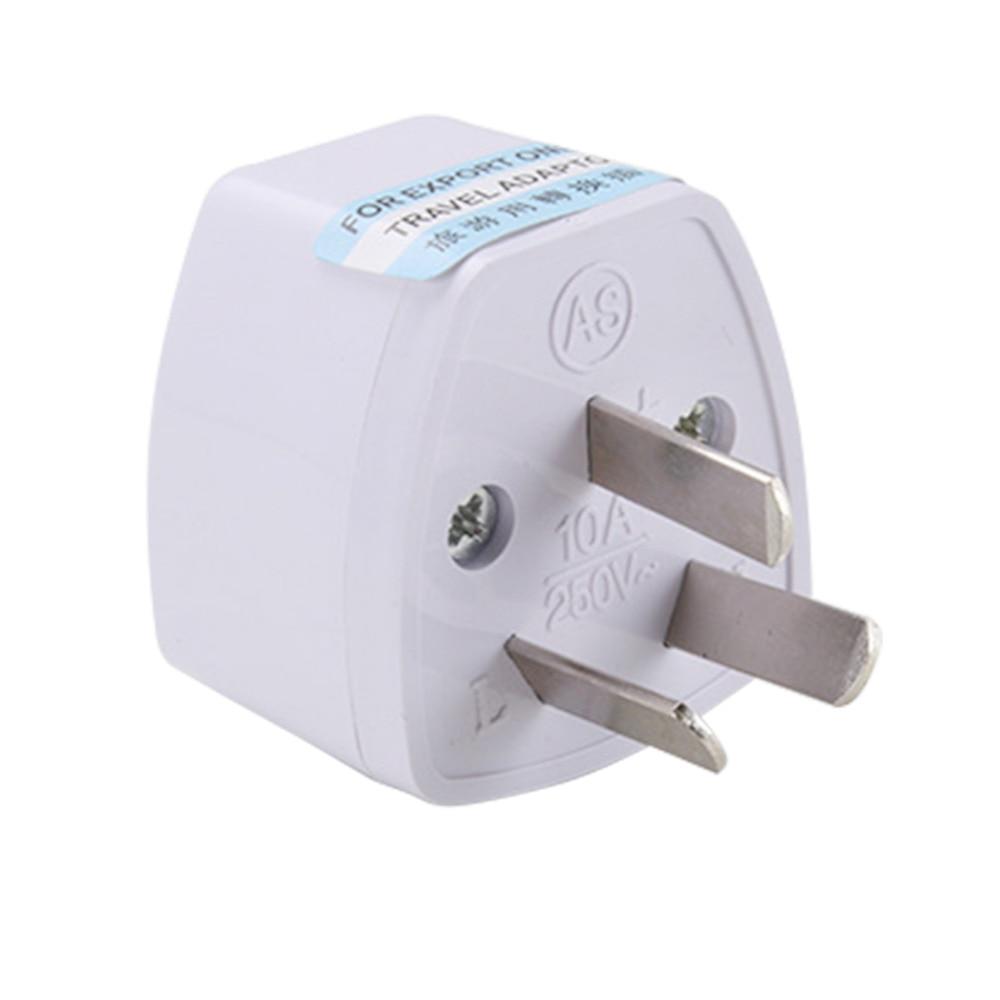 MAIF Travel Adapter Universal Power Adaptor 3 pin AU Converter US/UK/EU to AU Plug Charger For Australia New Zealand