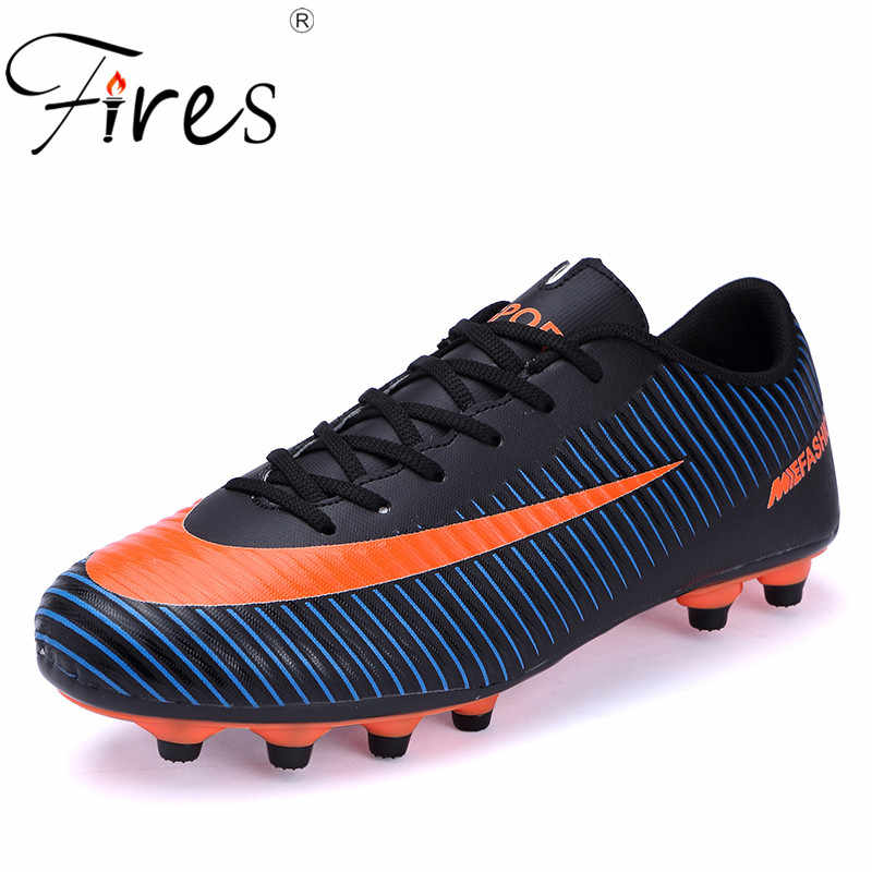 e80fd1856 ... Men s Turf Soccer Shoes Indoor Plus Size 45 Cleats Kids Original  Superfly futsal Football Shoes. RELATED PRODUCTS. Fires Men Soccer Sneakers  Comfortable ...