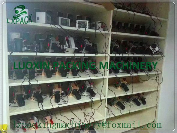LX-PACK legalacsonyabb gyári ár QR-kódjelző gép ppr pvc kézi - Elektromos szerszám kiegészítők - Fénykép 2