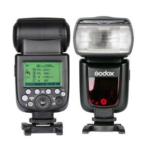 Top Quality Godox TT685C GN60 2.4G Flash Speedlite High-Speed Sync External TTL for Canon 1100D 1000D 7D 6D 60D 50D 600D 500D