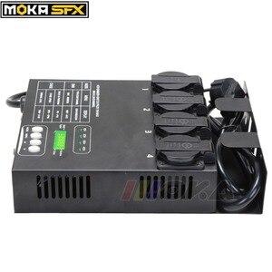 Image 4 - Compatto Dimmer e Interruttore Pack Auto/DMX 512 Modalità di Oscuramento Della Luce DMX Dimmer Pack Controller Stand alone di Musica controllo A001 per A512