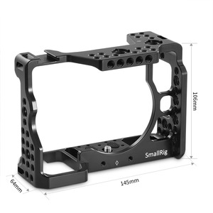 Image 2 - SmallRig a7iii a7r3 a7m3 Cage For Sony A7RIII /A7III/A7MIII Aluminum Alloy Cage To Mount Tripod Quick Release Extension Kit 2087