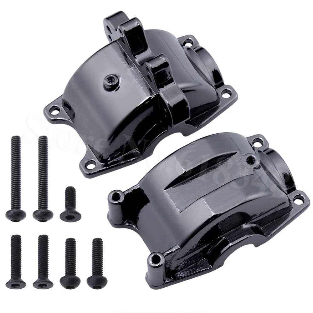Aluminium Versnellingsbak Differentieel Behuizing met Schroeven A949-12 Voor RC WLtoys 1/18 A949 A959 A969 A979 Model Auto