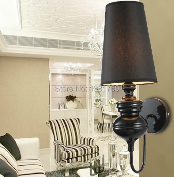 black white chrome gold medium Jaime Hayon Josephine wall lamp  wall light living room lobby bedroom aisle corridor lighting small size josephine wall lamp modern design wall light living room lobby bedroom aisle corridor lighting wall sconce lamp