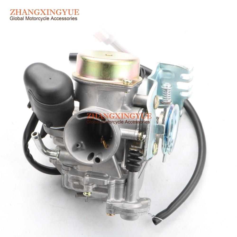 carburetor for Yamaha YW125X CKV 26mm BWS 125 OEM 24P E4901 20