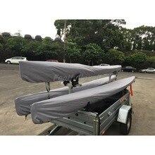 Epic trailerable байдарки каяк морской лодка хранения крышка аксессуары водонепроницаемый для