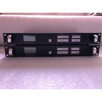 LVP615S LED video processor Support 2 sending cards scaler 2304*1152 SDI DVI VGA HDMI LED video wall controller