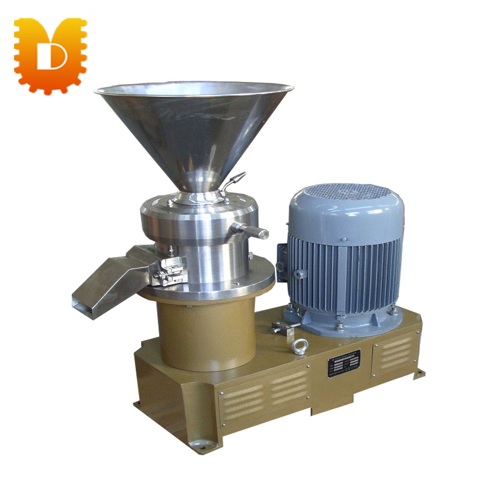 JMS-50 201 Stainless Steel Colloid Mill for Chemical Use and Food Use Sesame Butter Machine (small capacity for laboratory use) fast food leisure fast food equipment stainless steel gas fryer 3l spanish churro maker machine