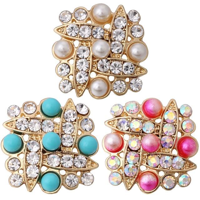 5 sztuk/partia mieszane styl nowy Snap biżuteria 10 wzorów duży złoty Metal 18 przyciski zatrzaskowe mm pasują do imbiru 18mm 20mm snap bransoletki bransoletki
