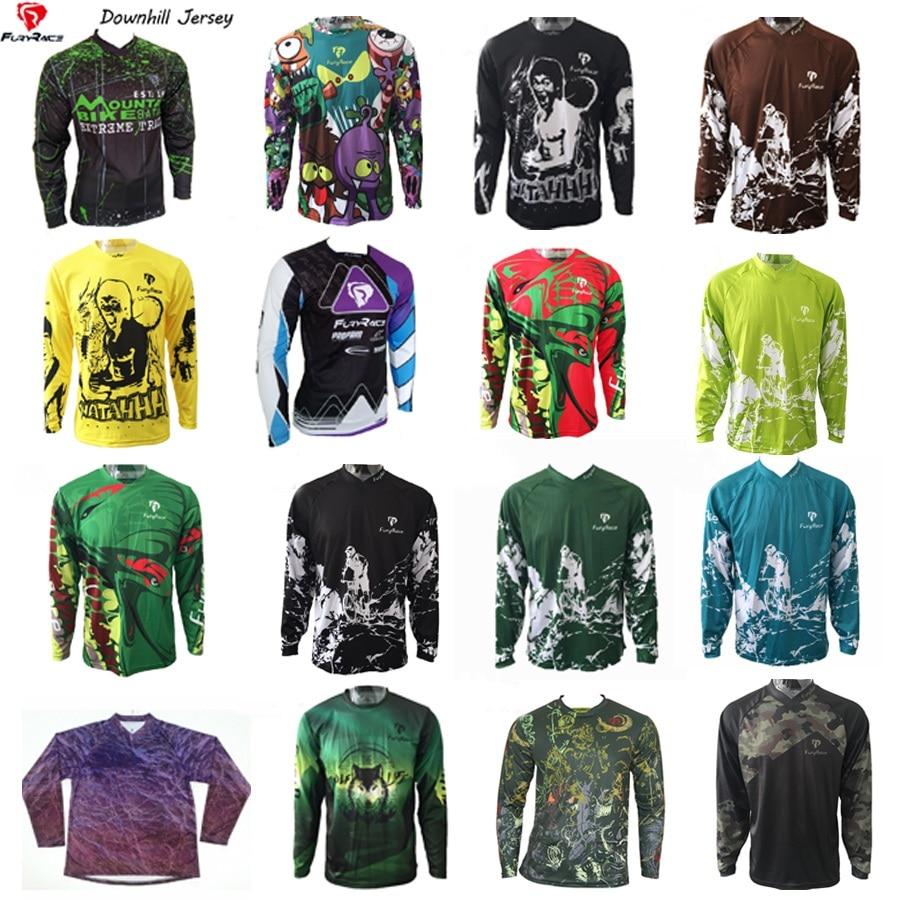 Engraçado camisa de ciclismo 2019 homens & mulheres ropa motocross downhill jersey bicicleta roupas camisa bicicleta triathlon skinsuit maillot mtb