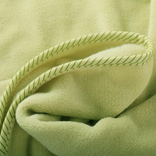 Soft Fleece throw Blanket Swaddle Cover Blanket Wearable Fleece Blanket Bedding Sofa Throws Plaid Bedsheet Bedspread Travel 5