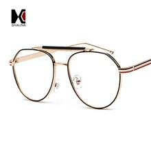 1f5a80844f9 SHAUNA Fashion Women Round Glasses Frame Brand Designer Retro Men Double  Bridges Clear Lens Eyeglasses