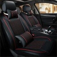 5 Seats Car Seat Covers for honda insight JAZZ legend pilot spirior stream