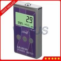 LS123 Portable Digital UV Intensity Meter with UV Power Tester UltraViolet Power measurement Instrument UV Transmission Meter