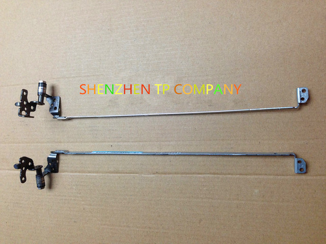 MARCA New LAPTOP LCD DOBRADIÇAS G6-2000 Esquerda Direita Lcd Tela Dobradiças Bracket Set FBR36005010 FORHP/FBR36006010