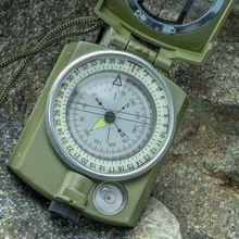 компас профессиональный прецизионный призматический k4580