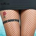 Сексуальное женское белье hot leg подвязки чулки подвязки ремень готическая мода ремня harajuku аксессуары упругой размер p0033