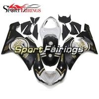 Matte Black White Full Motorcycle Fairings For Kawasaki ZX6R ZX 6R 05 06 Ninja 636 2005 2006 Injection ABS Covers Fairing Kit