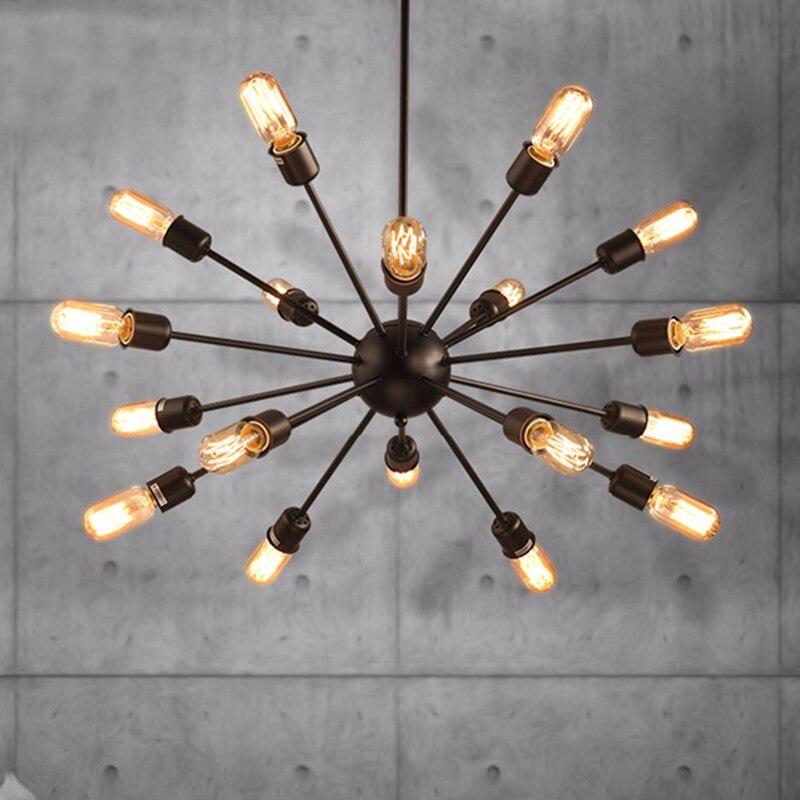 Vintage Pendant Lights Hanging Lamp For Kitchen Dining Room Restaurant Bar Coffee Shop retro Pendant Lamp Lighting Luminarias