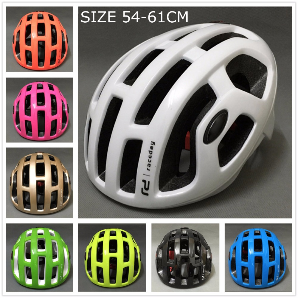High quality mtb road bike octal raceday special evadeer protone bicycle helmet cycling Accessories size 54-61cm ultralight red protone bicycle helmet