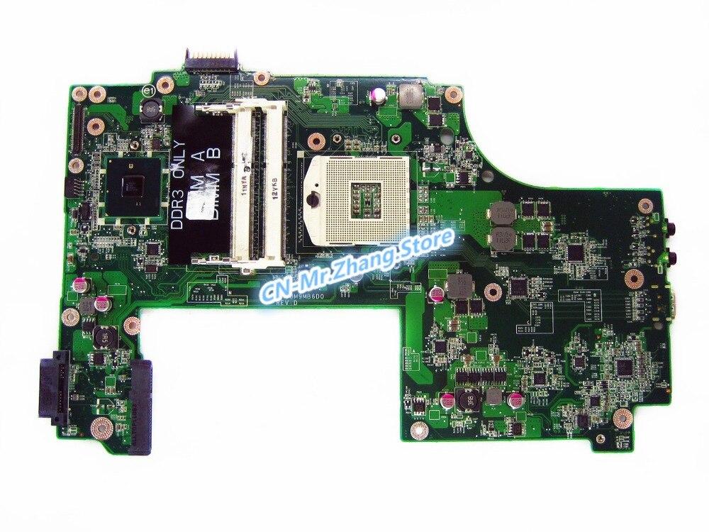 SHELI для Dell inspiron N7010 материнская плата для ноутбука CN 0GKH2C 0GKH2C GKH2C DA0UM9MB6D0 DDR3|Материнские платы для ноутбуков|   | АлиЭкспресс
