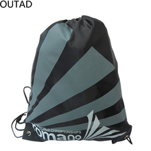 5 Styles Multi-Colour Double Layer Drawstring Gym Waterproof Backpacks Swimming Sports Beach Bag Travel Portable Shoulder Bags