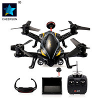 Cheerson CX 91 Quadcopter JUMPER 6CH 6Axis UAV With 2MP Camera 8G Card Racing Drone Brushless Motors High Speed RC Aircraft