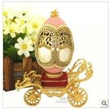 Russian wedding preferred music box egg Valentine Christmas Girls Photos