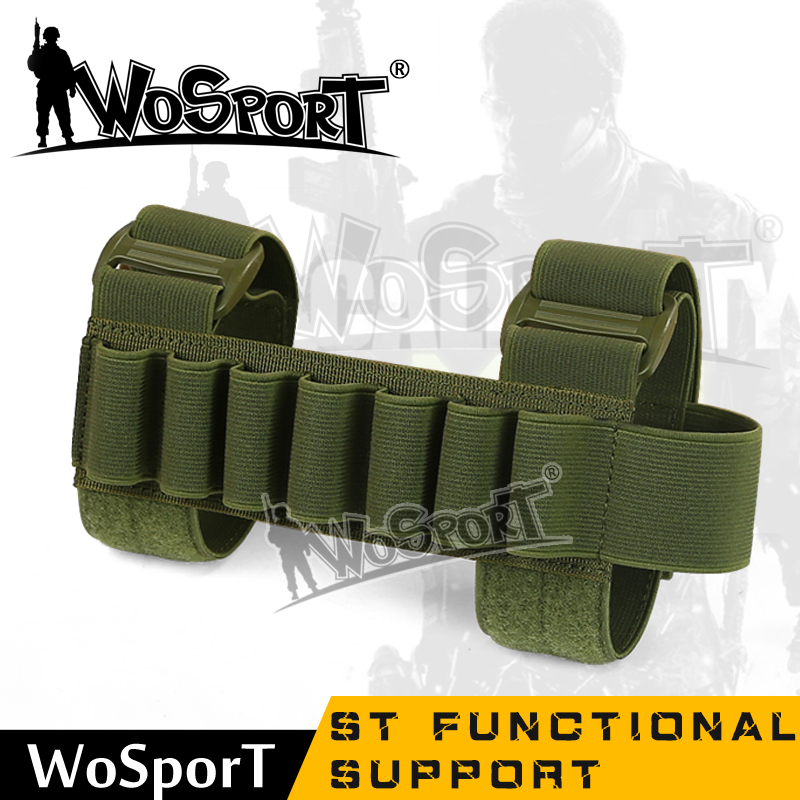 ST Functional Support High Elastic Rubber Band Molle Storage Hunting Paintball SL-12