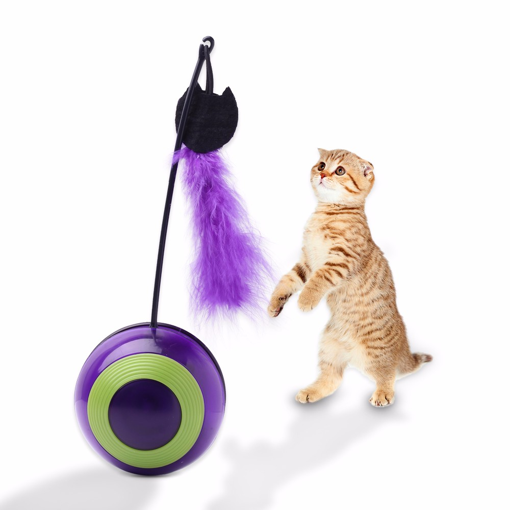 Electronic Motion Cat Toy Interactive Multi Function