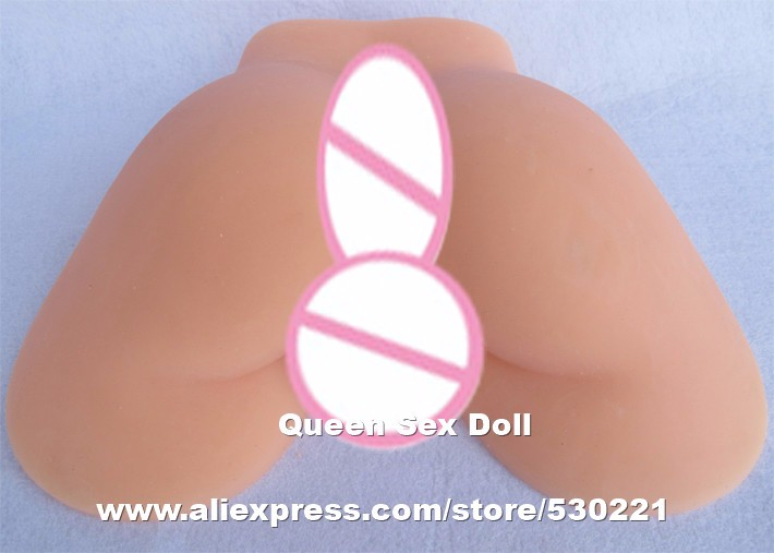 top quality japanese reality 1:1 silicone ass pussy and ass sex toy fake ass sex toy man masturbator sex products 3