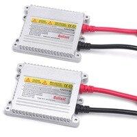 2X HID Xenon Slim Ballast 12v 35w Blocks Ignitor Reactor Ballastro For Car Light Source Headlight