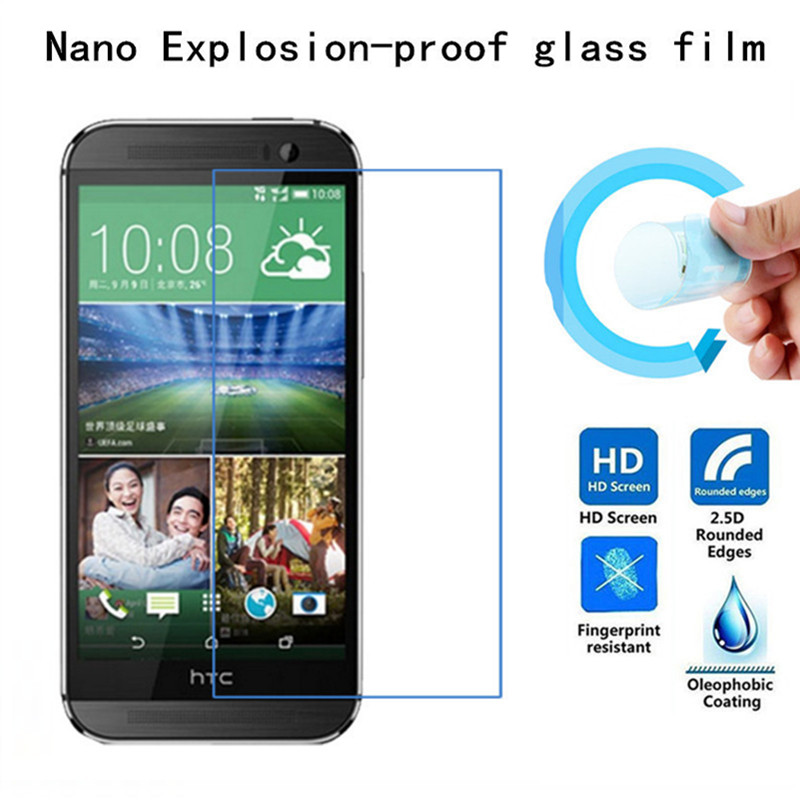 Soft Explosion-proof Nano Protection Film Foil for HTC One <font><b>M8</b></font> Eye <font><b>Phone</b></font> Film Screen Protector Not Tempered Glass