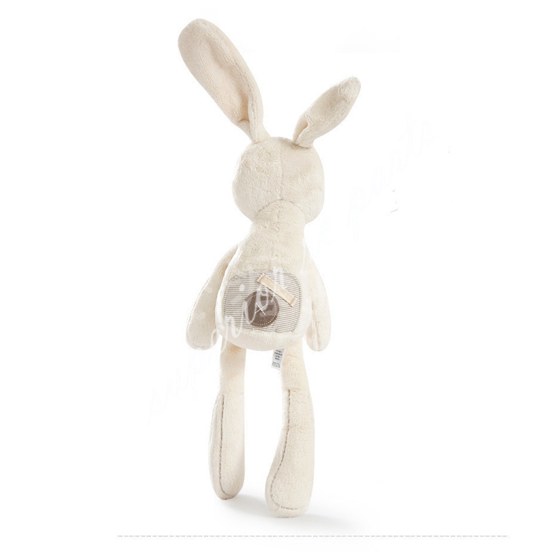 50cm Kids Stuffed Plush Doll Toy Rabbit Bunny Cute Sleep Appease Pillow Gift New in Stuffed Plush Animals from Toys Hobbies