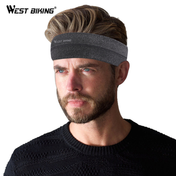 WEST-BIKING-Elastic-Sweatband