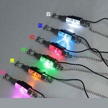 Новая напольная Спортивная светодиодная, ночная, подводная световой индикатор, цепь сигнализации карпа, звонок для рыбалки, сигнал укуса, рыболовные снасти, новые