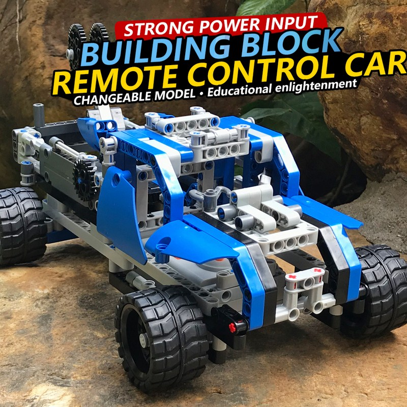 401Pcs RC Cars 2CH 2.4G 5KM/H Remote Control Electric RC Toys Off Road Truck 1:16 High Speed RC Cars for Children Birthday Gifts