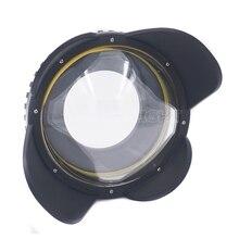 Meikon M67 67mm buceo ojo de pez lente gran angular Puerto Domo cámara de fotografía subacuática lente gran angular Puerto Domo