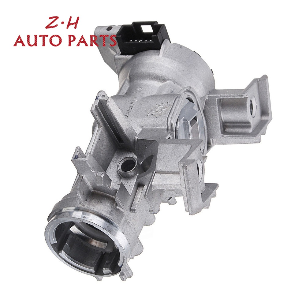 New Ignition Starter Switch 1K0 905 865 Ignition Steering Lock Housing For VW Golf MK5 Tiguan EOS Audi A3 TT R8 1K0905851B in Car Switches Relays from Automobiles Motorcycles