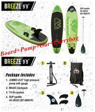 2016 Grand moins cher SUP paddle board BRISE Surf Stand up paddle board Sup Planche De Surf Paddle board SUP Gonflable bateau