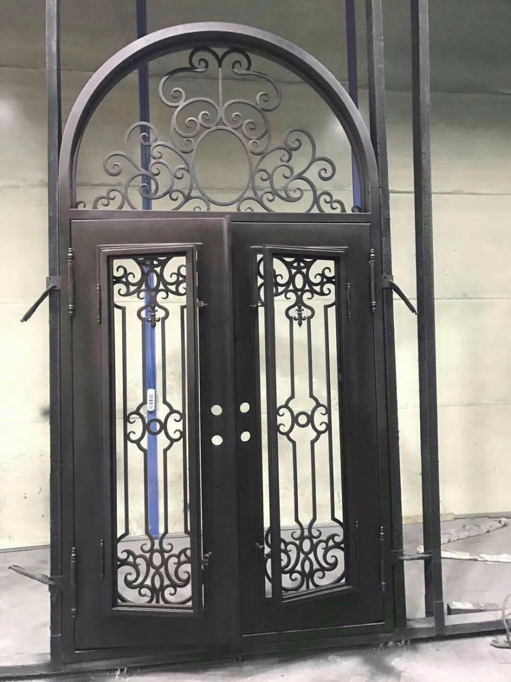 Iron Doors Memphis Used Wrought Iron Doors For Sale