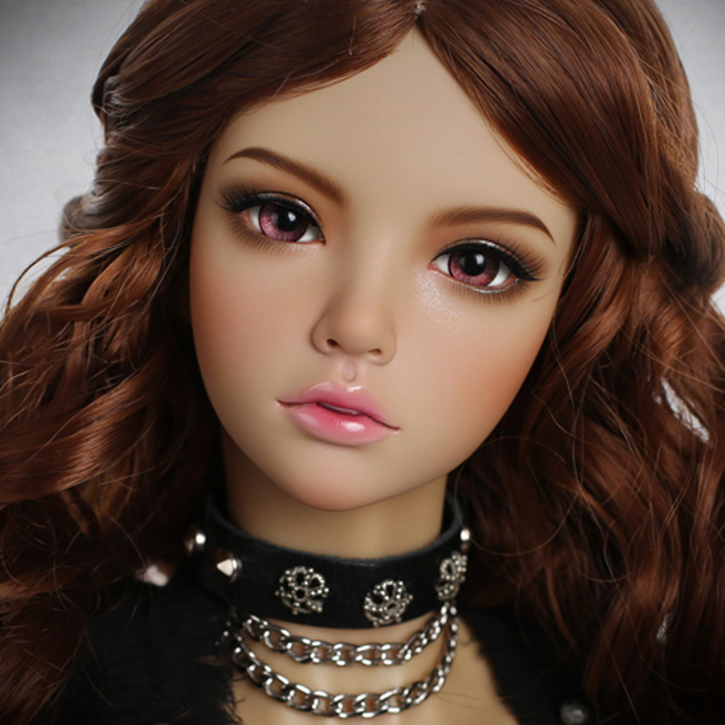 2018 New Arrival 1/3 BJD Doll BJD/SD Fashion Mari Resin Joint Doll With Eyes For Baby Girl Birthday Chrismas Gift Present