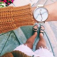 Shengke Women Watches Luxury Brand Leather Fashion Ladies Geneva Quartz Wrist Watch For Women Clock Relogio