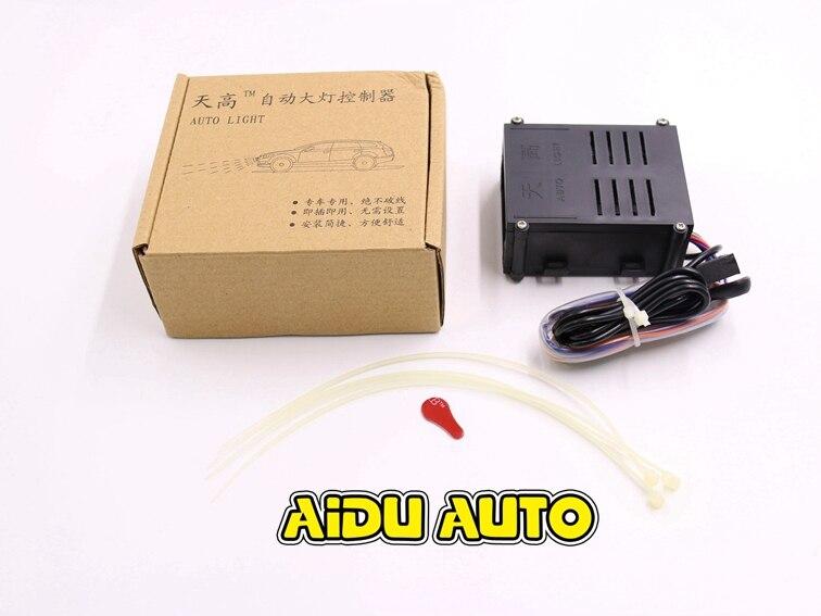 Pour VW Golf MK4 4 IV Jetta MK4 Bora Polo Passat B5 capteur de lumière de phare automatique