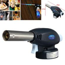 915 Outdoor Camping BBQ Flame Gas Torch