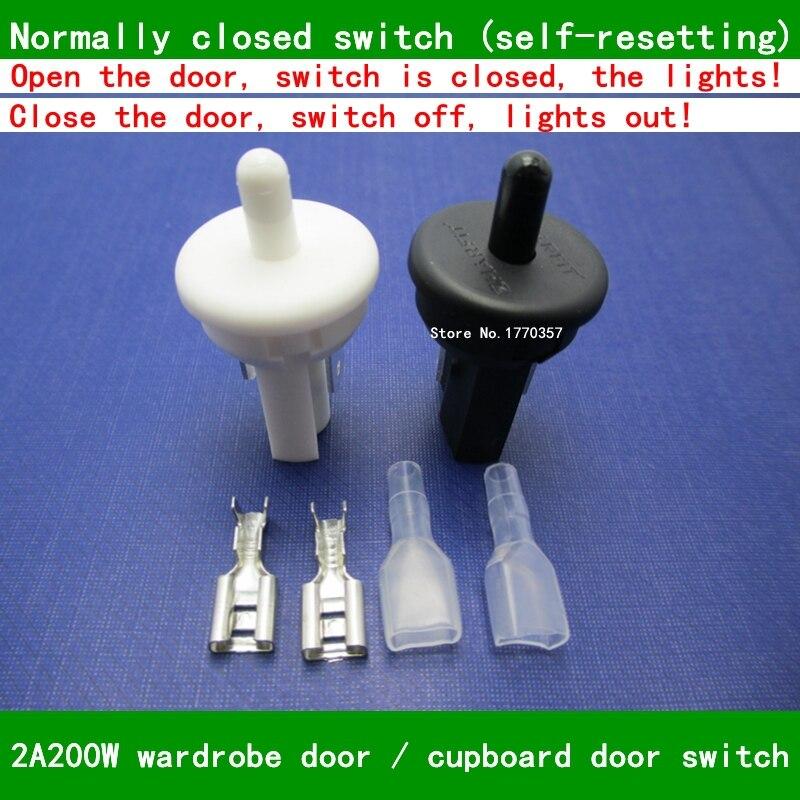 Küchenschrank lichtschalter türschalter trigger schalter ...