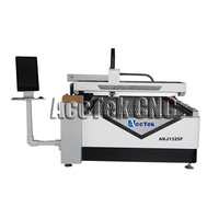 High quality cheap au3tech control system metal co2 fiber laser generator good quality fiber laser tube cutting machine