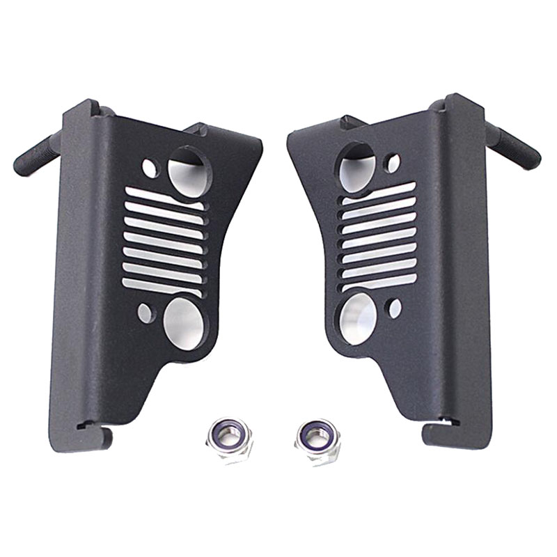 Auto parts Exterior Door Hinge Foot Pedal Peg Rest for 2007- 2010 2011 2012 2013 2014 2015 2016 2017 2018 Jeep Wrangler JKJKU ...