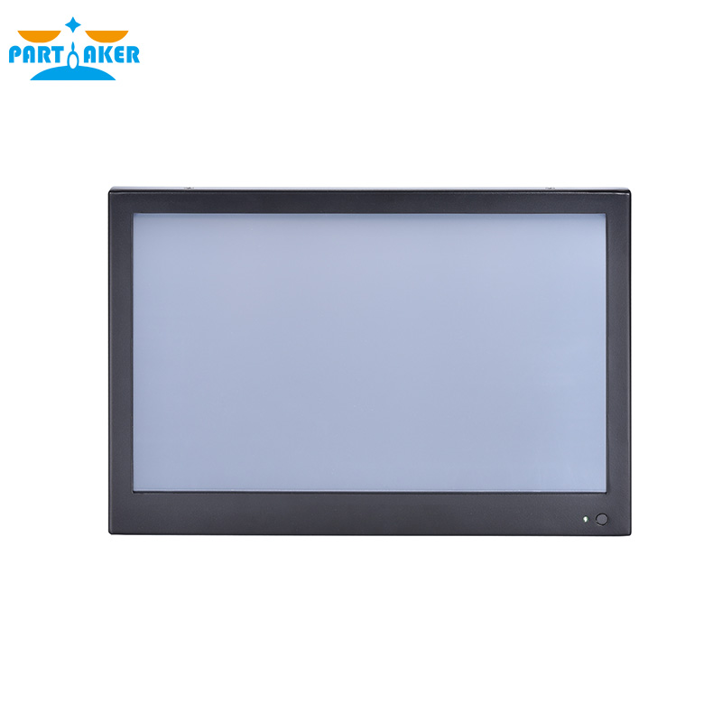 Купить с кэшбэком Partaker Z9 13.3 Inch Touch Screen Computer Desktop With Intel Quad Core J1900 3855U J1800
