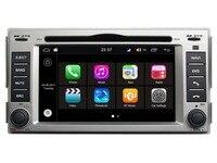 S190 Android 7.1 Auto Dvd-speler Audio Voor HYUNDAI Santa Fe 2008-2011 GPS Bluetooth Radio apparaat stereo Navi Media Autoradio